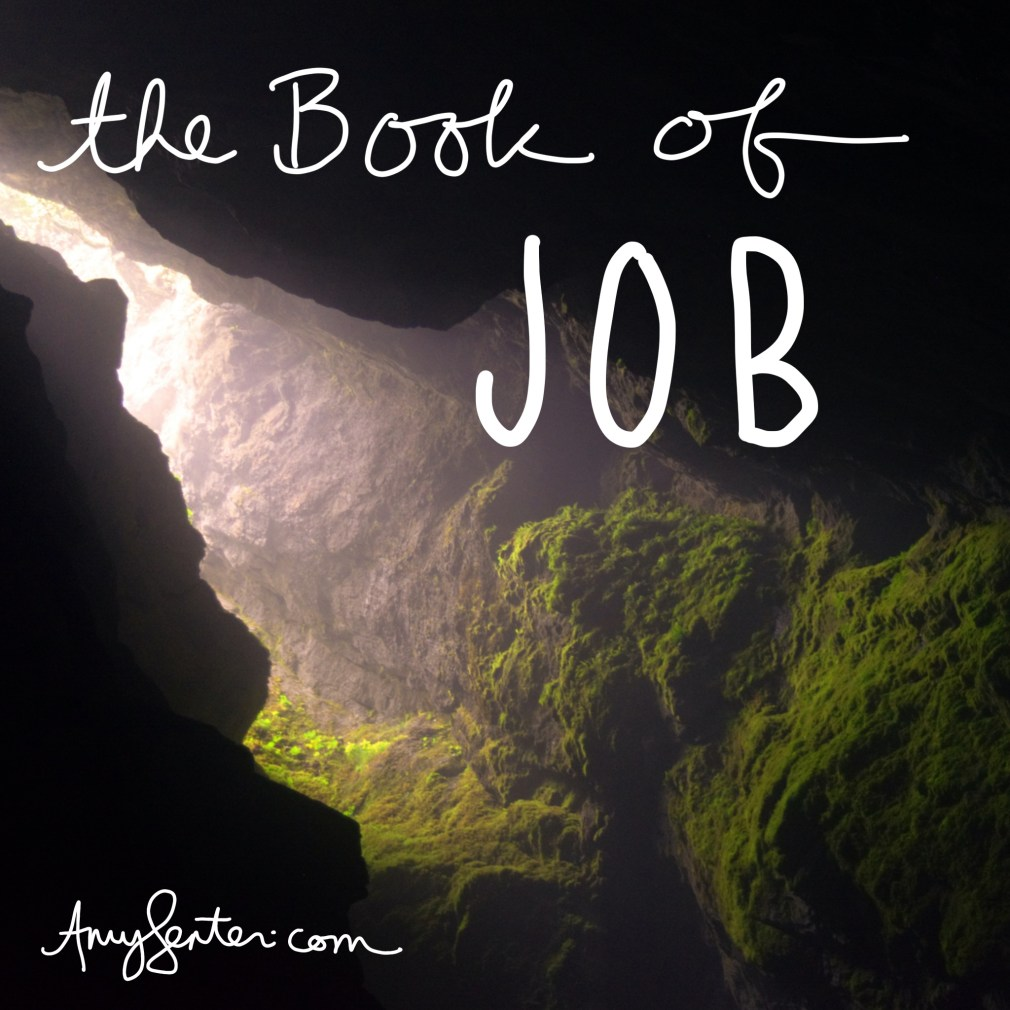 Study the Bible with these Book of Job Printables