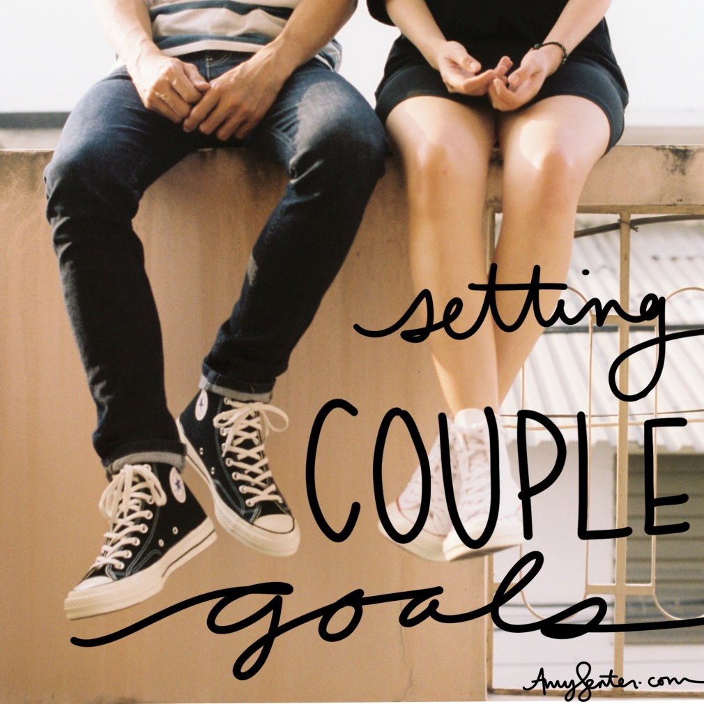 Set Goals as a Couple in This Marriage Growth Workbook