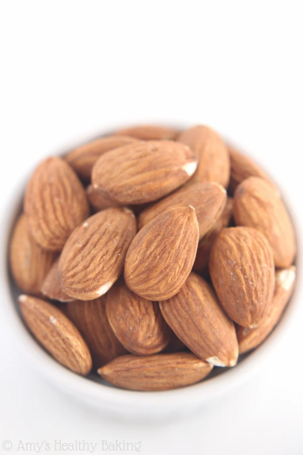 Cocoa Roasted Almonds Amy39s Healthy Baking