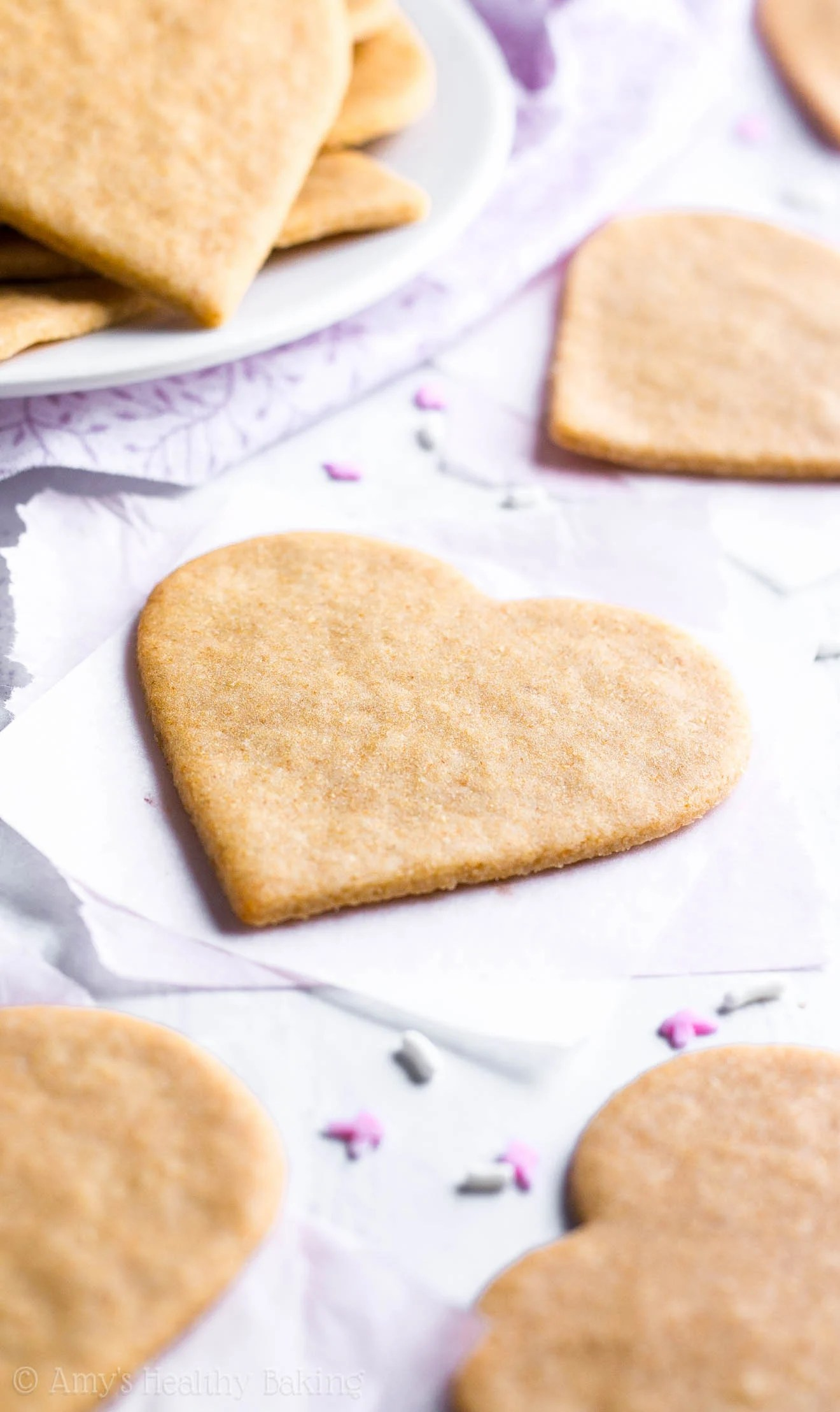 The Ultimate Healthy Cut Out Sugar Cookies