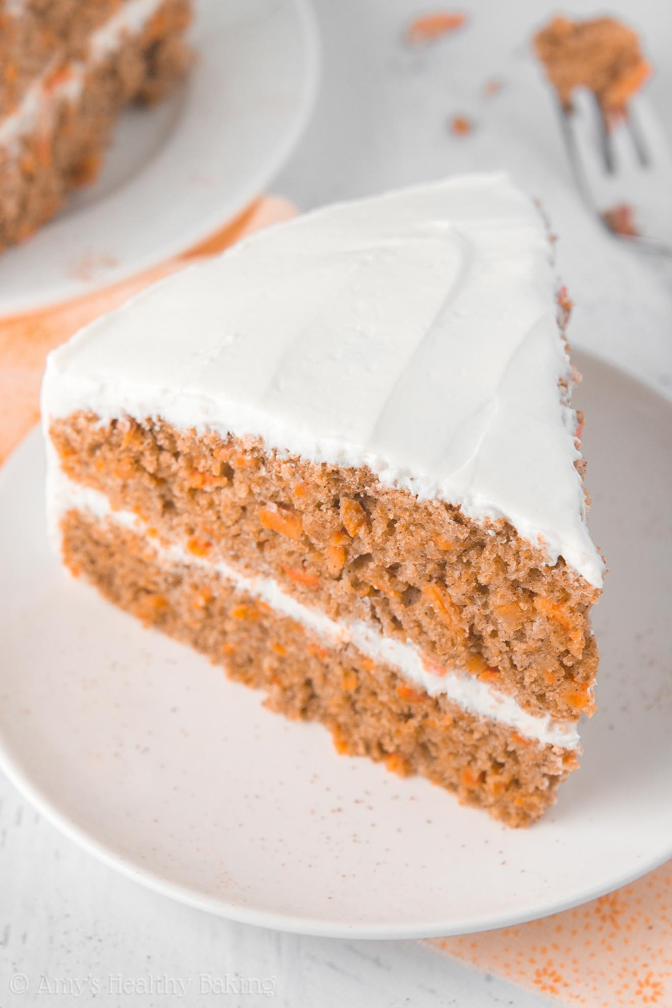 The Ultimate Healthy Carrot Cake With A Step By Step