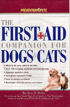 The First-Aid Companion for Dogs and Cats