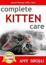 complete kitten care book