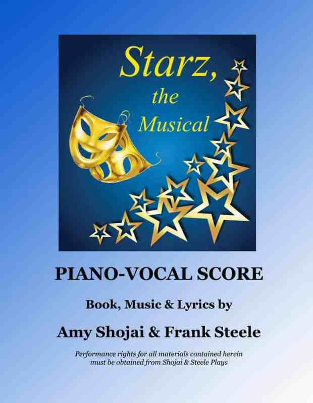 STARZ, the Musical (Piano-Vocal Score)