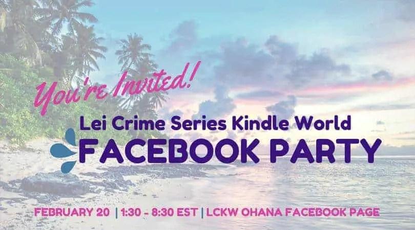Lei Crime Kindle World