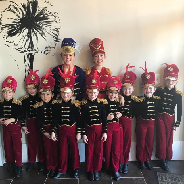 These girls did amazing this past weekend in The Nutcracker!hellip