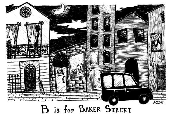Risultati immagini per 221b Baker Street