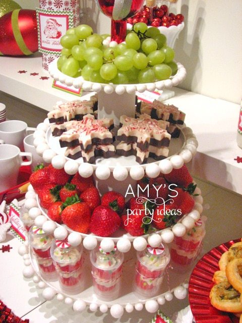 Gingerbread House Decorating Party Real Parties I've Styled