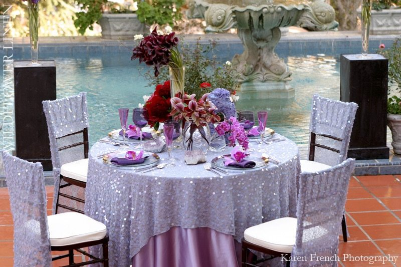 where to rent a baby shower chair wicker hanging egg wildflower linen – high fashion table linens