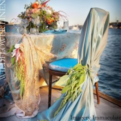 Where To Rent A Baby Shower Chair Heavy Duty Beach Chairs Wildflower Linen – High Fashion Table Linens