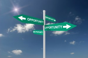 Is Opportunity Passing You By?