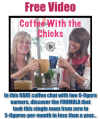 coffee with the chicks