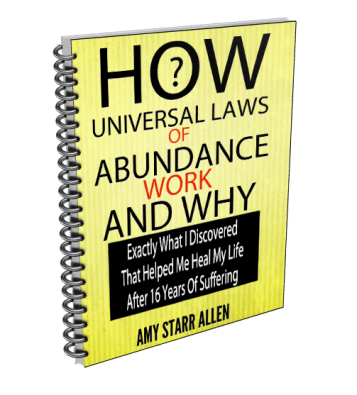 Universal Laws of abundance
