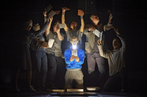 Curious Incident Of The Dog In The Night-Time Review The Lowry UK Tour