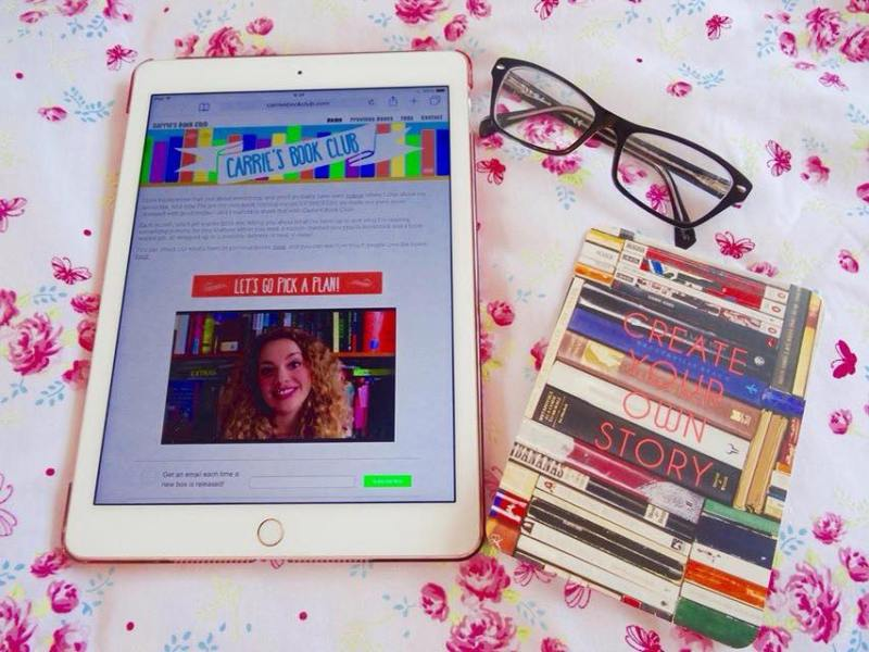 You tubers writing books, zoella girl online, carrie hope fletcher, essie button, books and quills