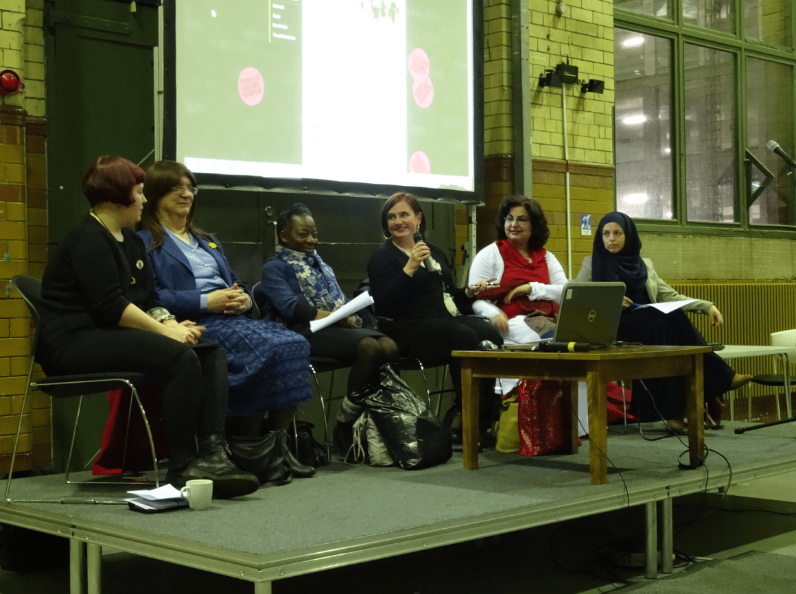 A Discussion on Modern Feminism at The People's History Museum