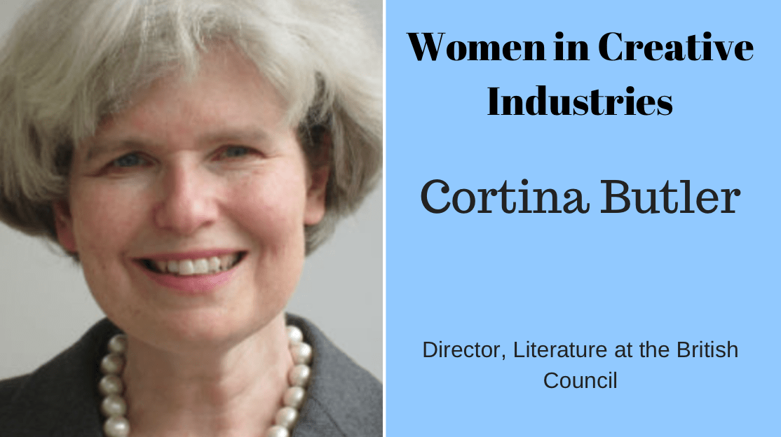 Interview with Cortina Butler, Women in Creative Industries by Amy Stutz