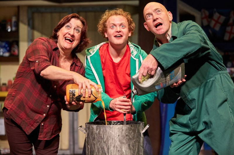 George's Marvellous Medicine by Roald Dahl at Birmingham Stage Company