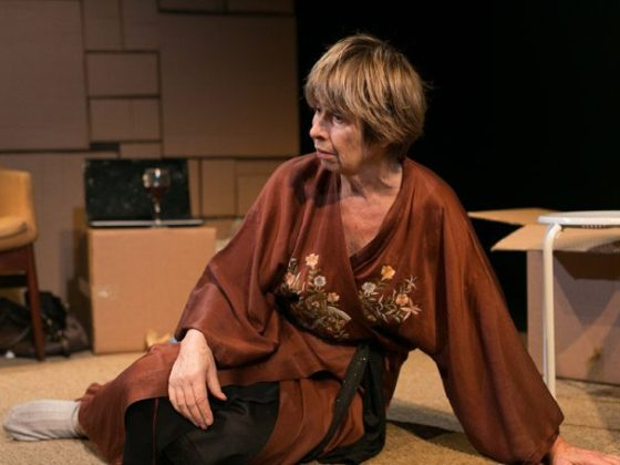 Zoe Mills and Brigit Forsyth in Killing Time