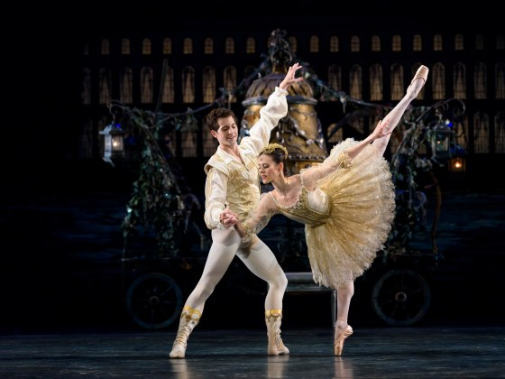 Birmingham Royal Ballet Coppélia Review 2017