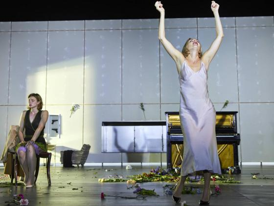 Hedda Gabler UK Tour Review