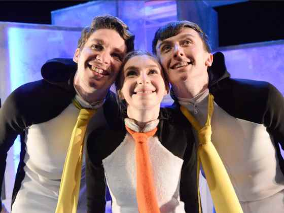 Penguins Birmingham Rep Review Sincerely Amy