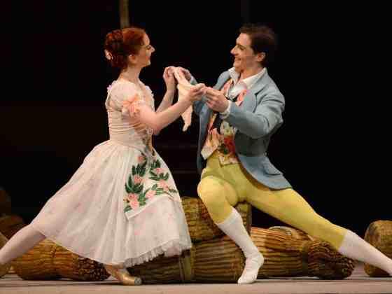 Birmingham Royal Ballet's La Fille mal gardée