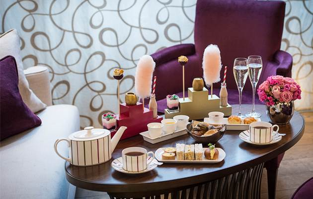 One Aldwych Hotel Covent Garden Afternoon Tea