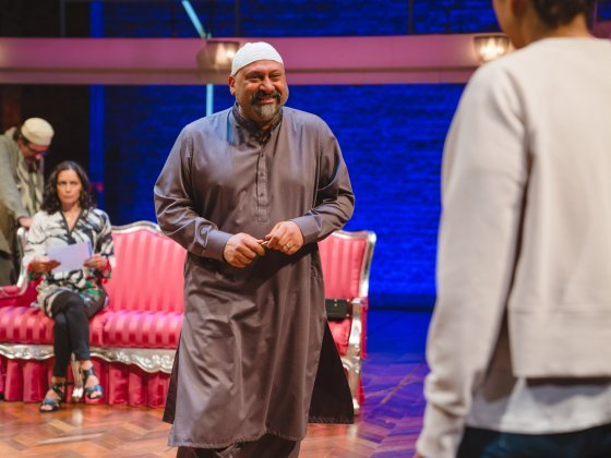 Tartuffe at the RSC - Credit: Topher McGrillis