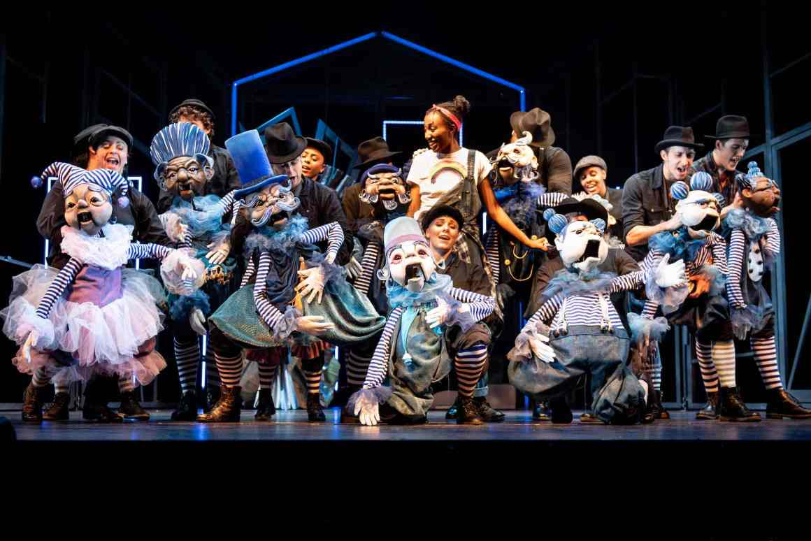 The Wizard of Oz at Birmingham Rep
