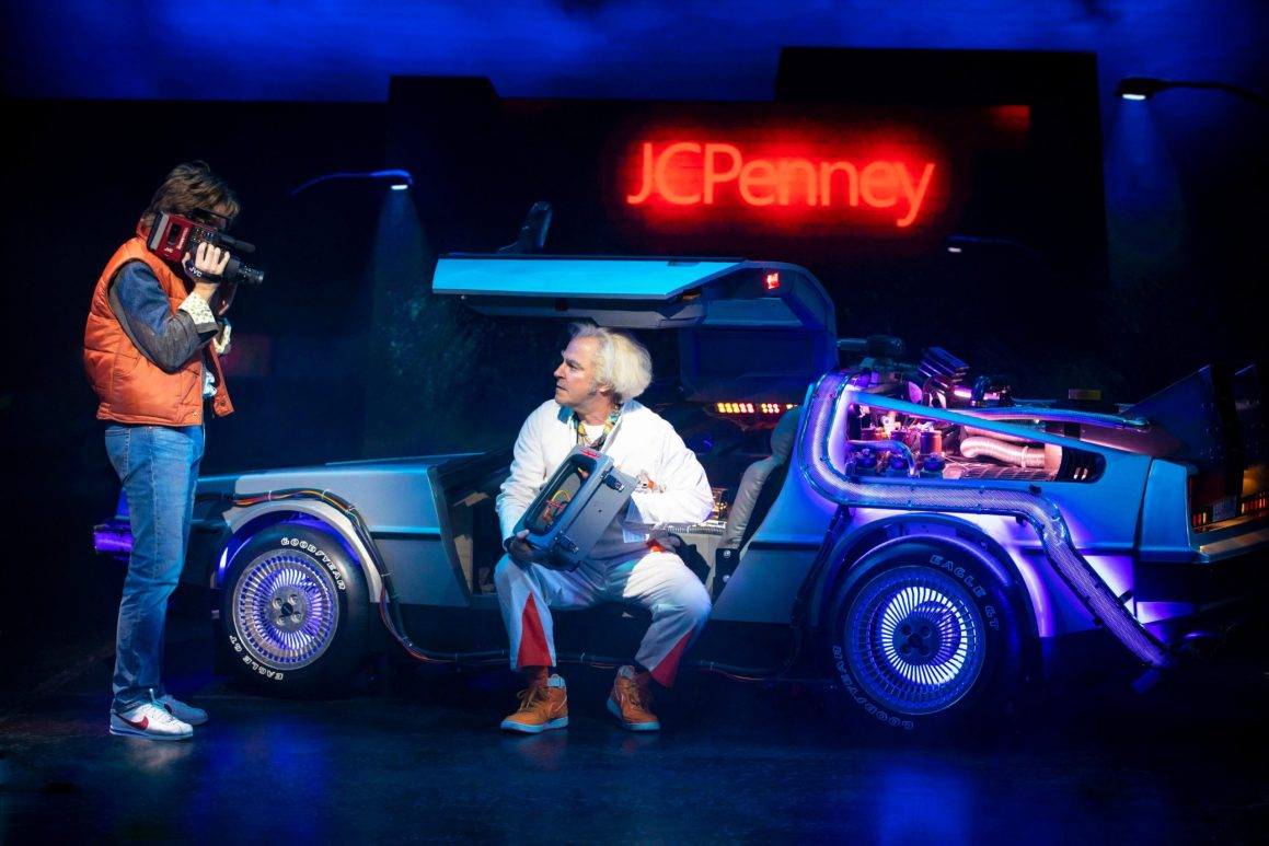 Back to the Future musical at Manchester's Opera House review