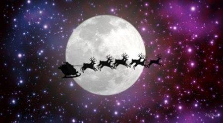 Christmas-moon