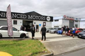 Enhanced Motors - branding on point