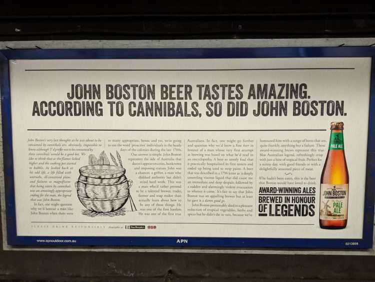 Sydneys Advertising Strategy - Amyth and Amit - John Boston Beer