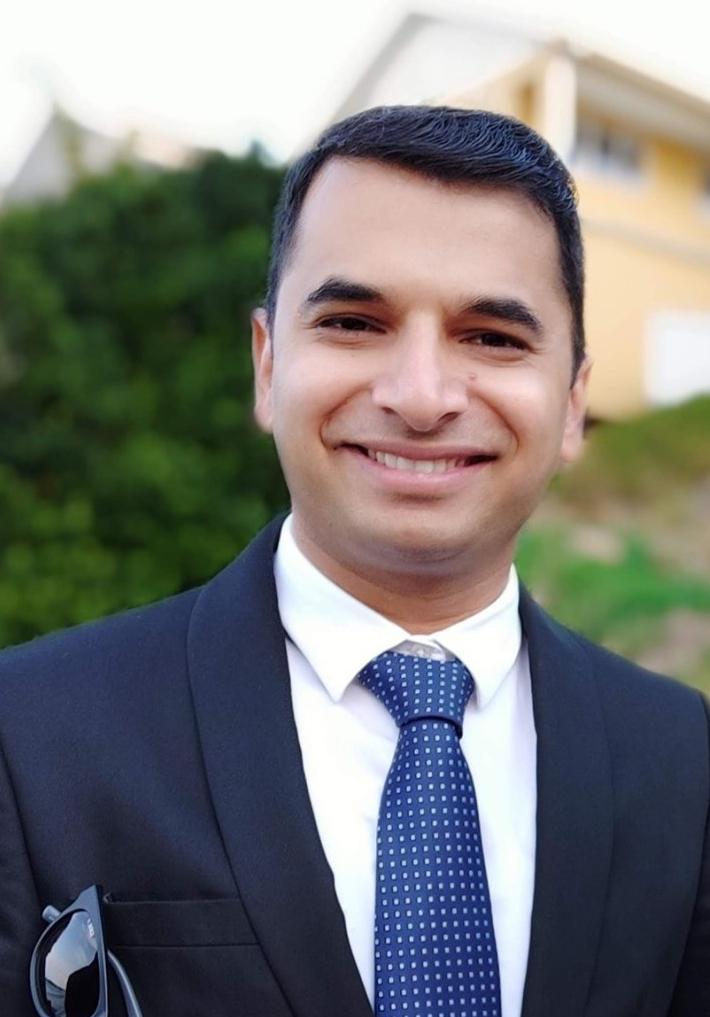 Kunal Bhusare, Director, Gyrix Technolabs