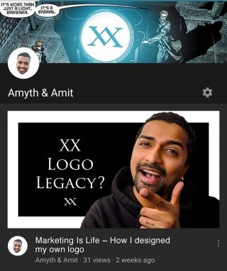 "Marketing Is Life ~ XX Logo Meaning & Design .  If you've been curious about my XX brand concept and often find yourself craving to know what it's all about, look no further! .  In this episode I dive deep into the XX concept for the first time. Never have I told anyone about it. Mainly because no one asked 😂 It's recently become a common Q though. You can watch it on my IGTV or YouTube channel. I'm sure you'll find it entertaining at the least 💃🏾 .  Next episode releasing this week! (I kind of put it off while I was moving apartments over the last fortnight) 😭🤘🏽 .  As a wise man once said ""Stay tuned for more Amitness"" lol ✌🏾 .  #AmythandAmit #XXLegacy #marketingtips #Branding #brandingtips #MarketingisLife #marketingagencysydney #creativedirection #thebrandman"