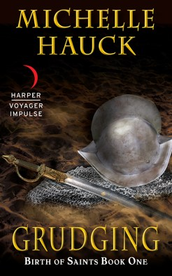 Grudging Cover