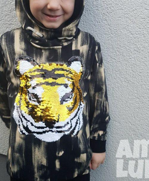 Amy&Luke Sommersweat Lukes Tigerdash