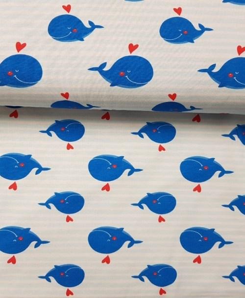 Fräulein von Julie Jersey Lovely Whale