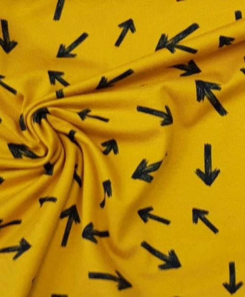 Jersey Arrows senf