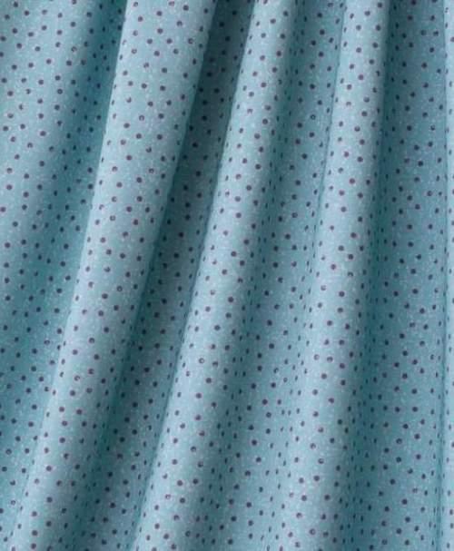 Lillestoff Jersey Wichtelpunkte blaubraun