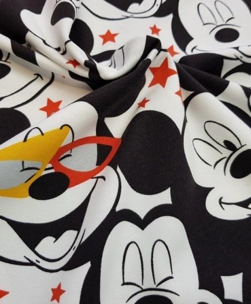Lizenzjersey Mickey Stars