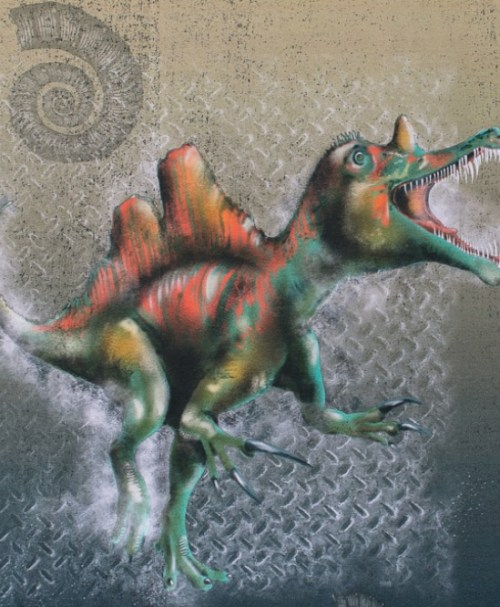 Lillestoff Jersey Rapport Dino 1