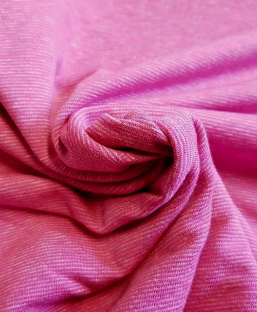 Sweat Stripe Brushed pink