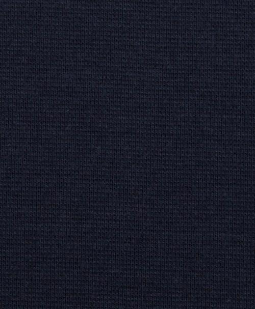 Bündchen Heike uni, dunkelblau