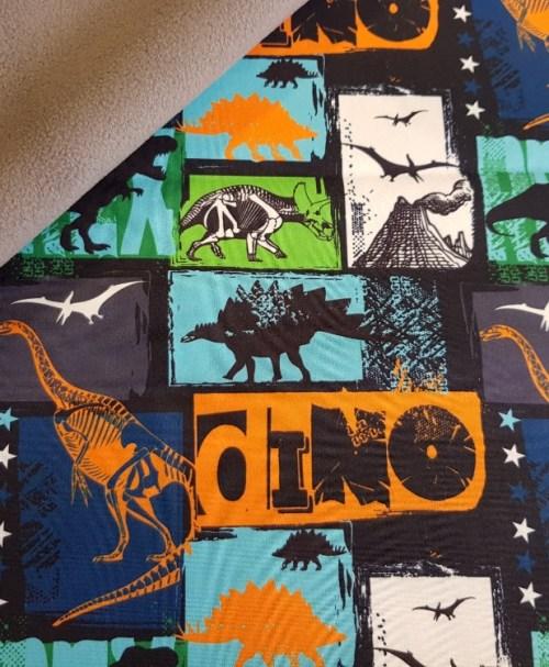 Softshell Fiete Dino