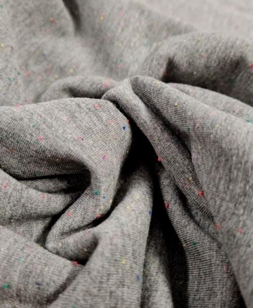 Sweat Cosy Colors Mittelgrau