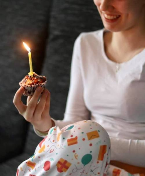 Lillestoff Jersey Happy Birthday