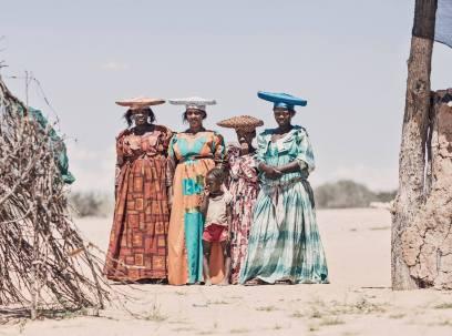 Herero Tribewomen