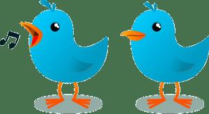 """Birds """"Tweeting"""""""